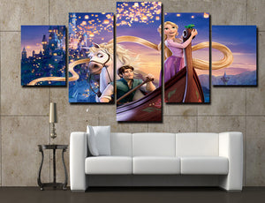 Rapunzel - The Force Gallery