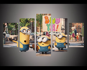 Minions City - The Force Gallery