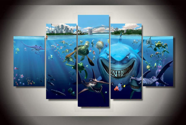Finding Nemo Poster - The Force Gallery