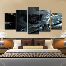 Star Wars X-Wing Canvas - The Force Gallery