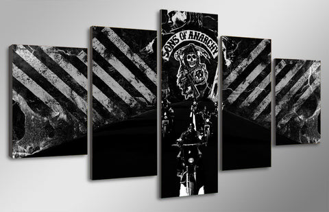 Sons of Anarchy - The Force Gallery