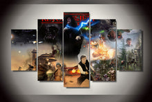 Star Wars Return of the Jedi Canvas - The Force Gallery