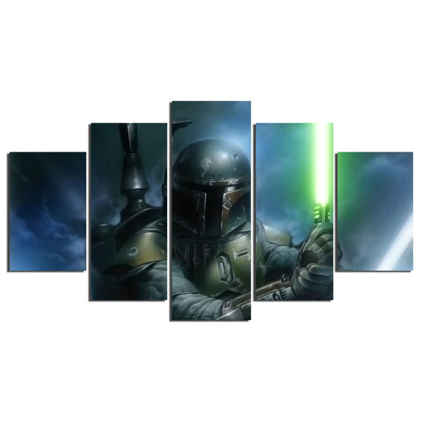 Star Wars Boba Fett - The Force Gallery