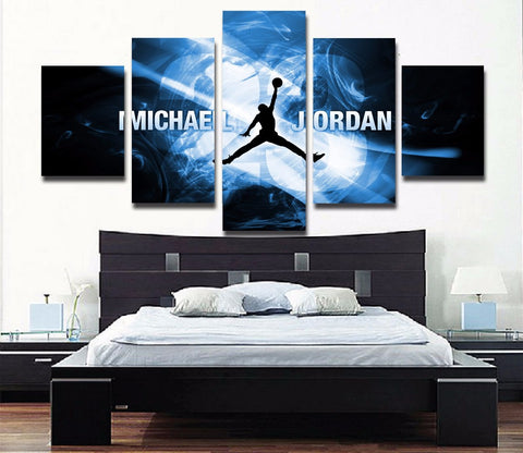 Michael Jordan Canvas