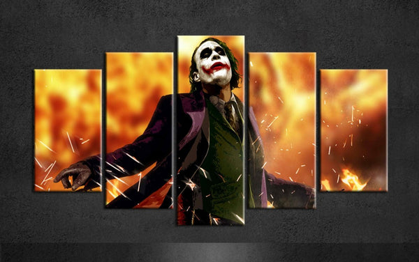 Batman Joker Poster - The Force Gallery
