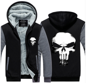 Punisher Hoodie Jacket - The Force Gallery