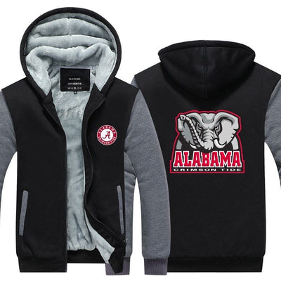 Alabama Crimson Tide Hoodie/Jacket - The Force Gallery