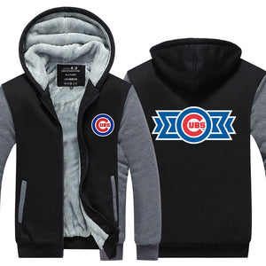 Chicago Cubs Hoodie Jacket - The Force Gallery