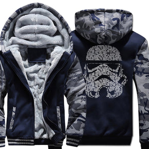 Star Wars Stormtrooper Hoodie Jacket - The Force Gallery