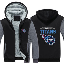 Tennessee Titans Hoodie Jacket - The Force Gallery