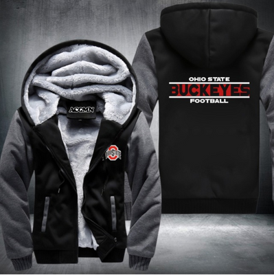 Ohio State College Hoodie Jacket - The Force Gallery