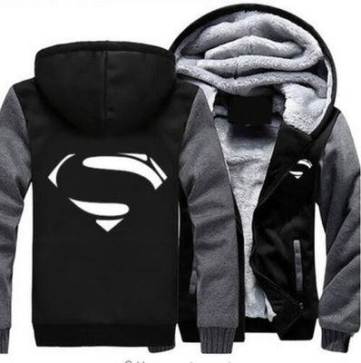 Superman Hoodie Jacket - The Force Gallery