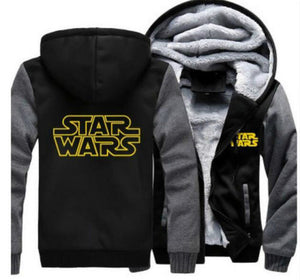 Star Wars Hoodie Jacket - The Force Gallery