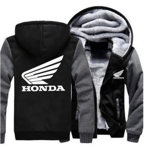 Honda Wings Hoodie Jacket - The Force Gallery
