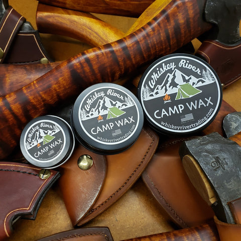 Whiskey River Camp Wax
