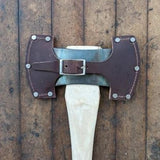 Council Tool Saddle Axe Leather Mask