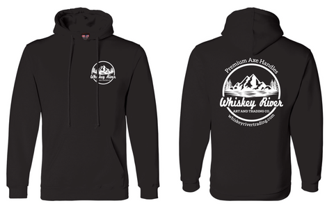 Whiskey River Art & Trading Co. Pullover Hoodie -Pre Order