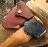"The Elder Anvil 19"" Camp Axe - Hand Forged"