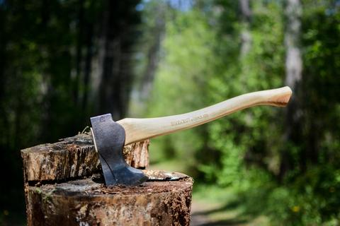 Council Tool Co. - WoodCraft Axe Package