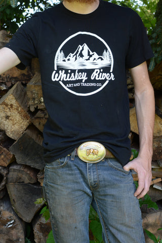 Whiskey River Art & Trading Co. T-shirt