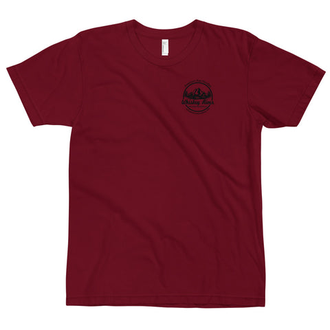 Whiskey River Trading Co. T-Shirt - Pocket Logo