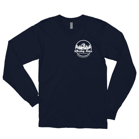 Whiskey River Long sleeve t-shirt