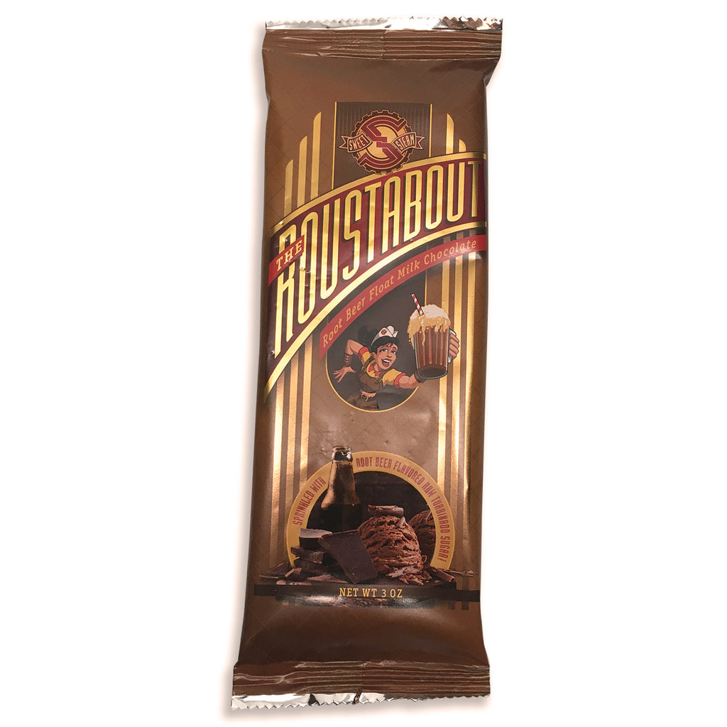 Roustabout — Root Beer Float Chocolate Bar