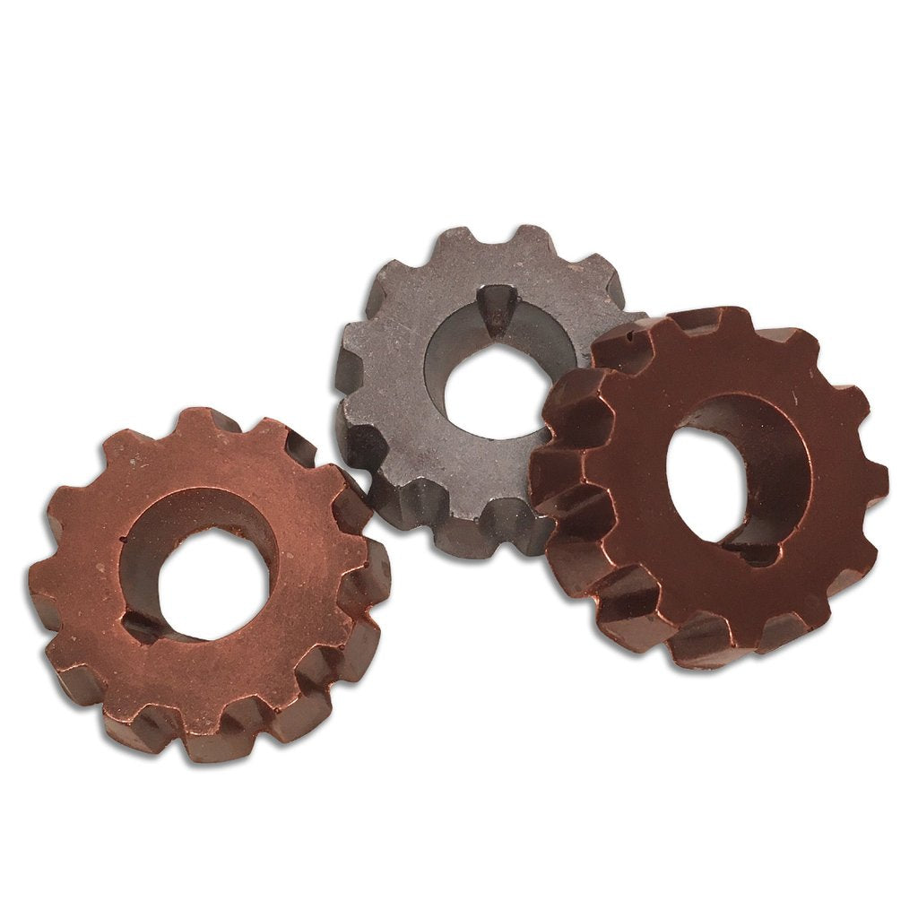 Chocolate Cogs - Milk - Case of 50