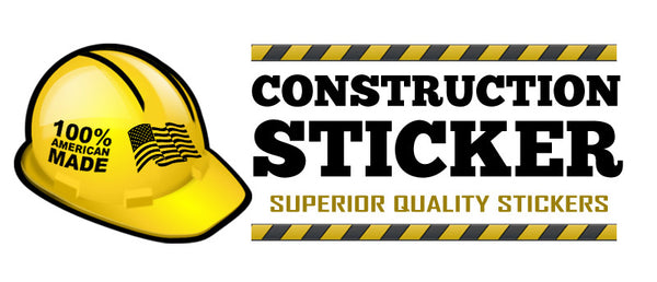 Construction Sticker