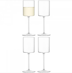 LSA Otis White Wine Glasses