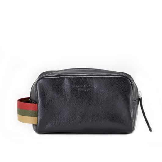 Dopp Kit in Finsbury Black