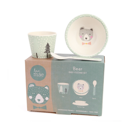 BearBaby Feeding Sets