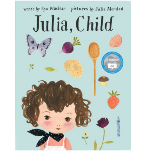 Julia, Child Book