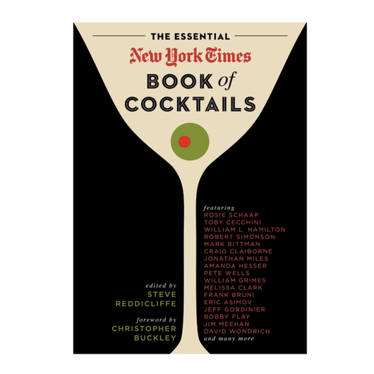 The New York Times Book of Cocktails