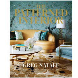 The Patterned Interior Book by Greg Natale