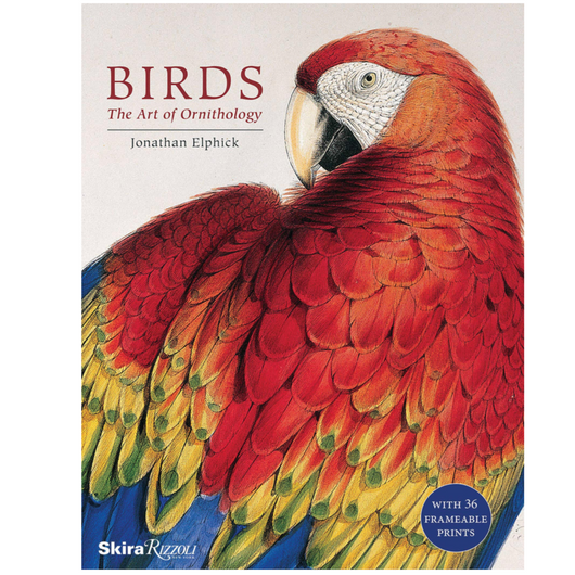 Birds The Art of Ornithology Book by Jonathan Elphick
