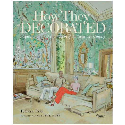 How They Decorated Book by P. Gaye Tapp