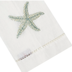 Starfish Guest Towel