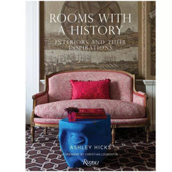 Rooms With a History Book