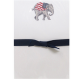Patriotic Notepad Pages - Elephant & Donkey