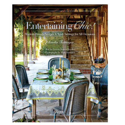 Entertaining Chic! Book