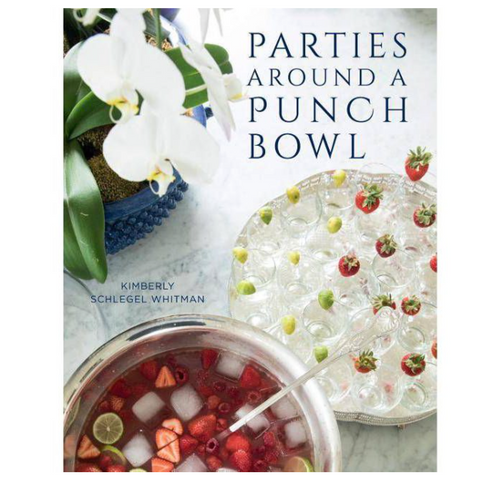 Parties Around A Punch Bowl Book