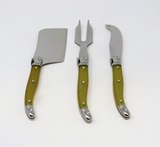 Cheese Utensils - Multiple Colors Available