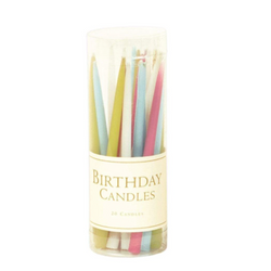 20 Birthday Candles