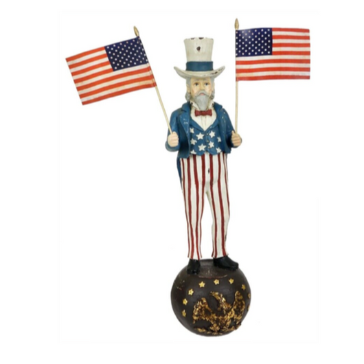 Uncle Sam Figurine