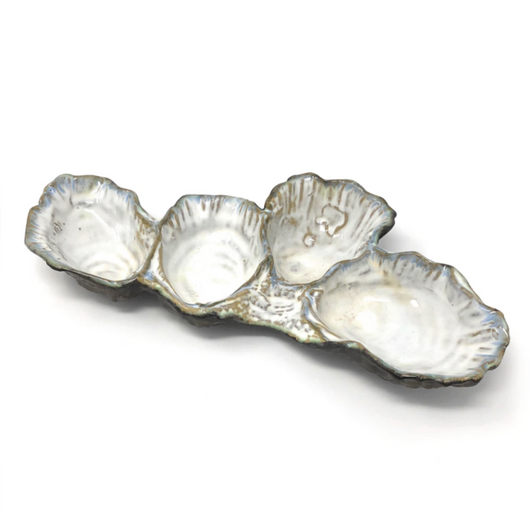 4 Shell Oyster Bowl