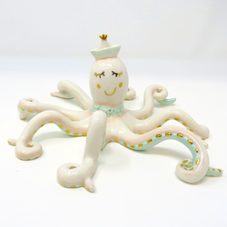 Octopus Birthday Holder