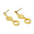 Baori Dangler - 18ct Gold Vermeil