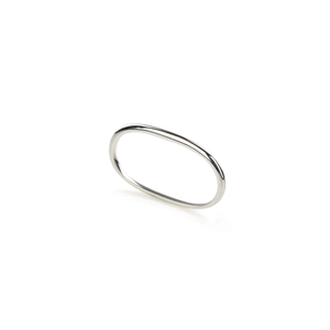 PURE DOUBLE RING  18ct Gold Vermeil