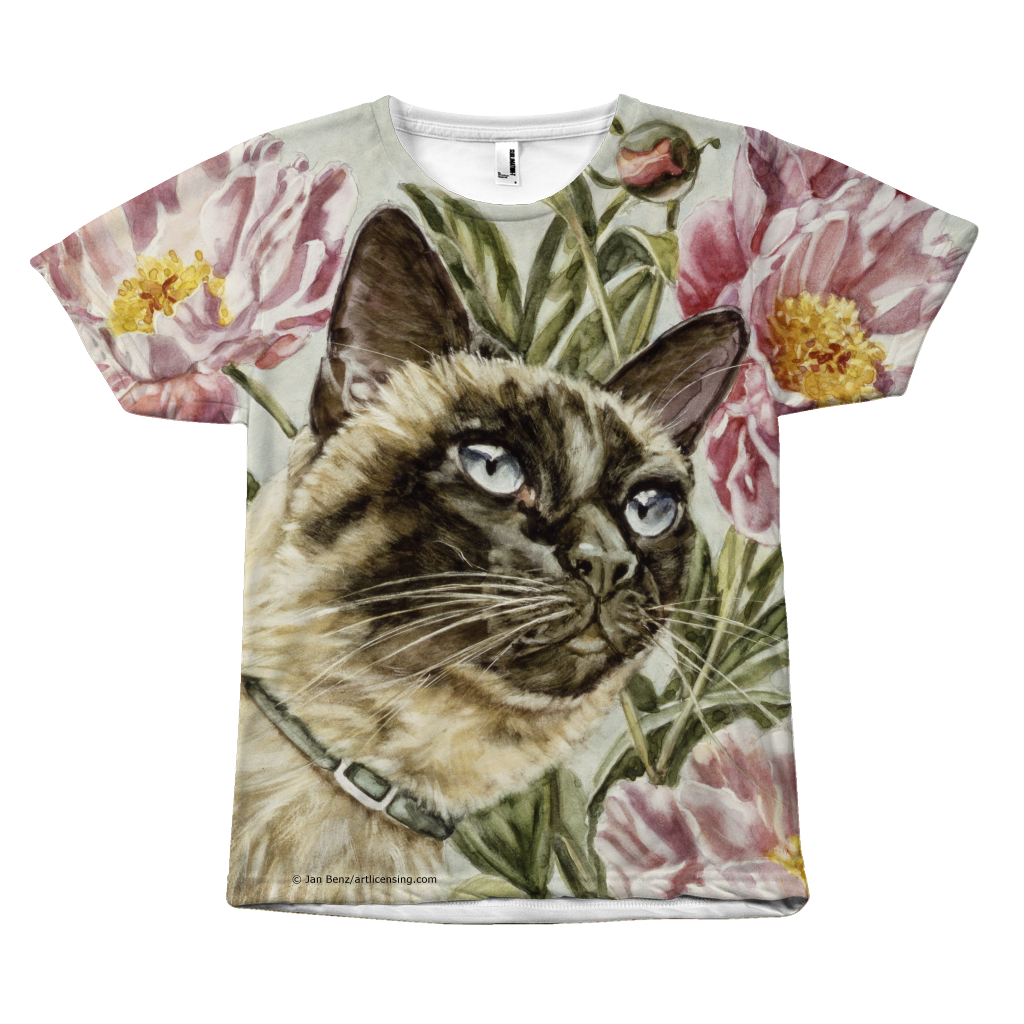 The Cubbies Siamese Tee